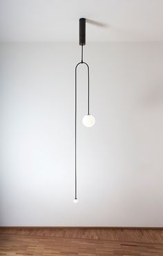 Mobile Chandelier 7 by Michael Anastassiades #lighting #iSaloni2015