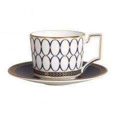 Renaissance Gold - Šálek  na kávu 0.07 l