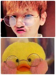 Soo kawaiiii.. #Baekhyun
