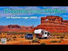 20 Upgrades We Have Made to Our RV