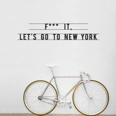 nyc - fuck it! lets go to New York! New York City, Go To New York, Ville New York, A New York Minute, Little Bit, Never Sleep, Co Working, Blog Deco, Concrete Jungle