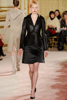 Thakoon Fall 2012 Ready-to-Wear Fashion Show - Magda Laguinge