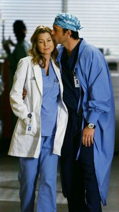 Meredith & Derek, Grey's Anatomy from Most Dysfunctional TV Couples As the Shondaverse turns. As the Shondaverse turns. Greys Anatomy Derek, Anatomy Grey, Greys Anatomy Couples, Greys Anatomy Characters, Greys Anatomy Cast, Grey Anatomy Quotes, Greys Anatomy Season 4, Personajes Grey's Anatomy, Meredith E Derek