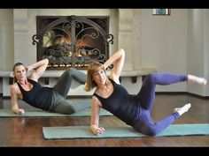 35 Min Full Body Pilates // Abs Core Glutes Legs Thighs Not cardio. Works shoulder muscles well, abs,obliques and glutes. Pilates Abs, Pilates Training, Pilates Workout, Abs Workout Video, Pilates Video, 30 Minute Workout, Butt Workout, Exercise, Shred Workout