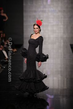 Fotografías Moda Flamenca - Simof 2014 - Pilar Rubio 'Va por ti' Simof 2014 - Foto 18