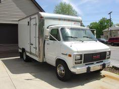 1992 GMC 1 Ton Vandura Box Truck PTO Butler Truckmounted Carpet Cleaning System $19900