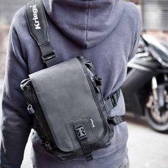 803e29001673 Kriega Sling Waterproof Shoulder Bag | Motorcycle Bags | FREE UK delivery -  The Cafe Racer