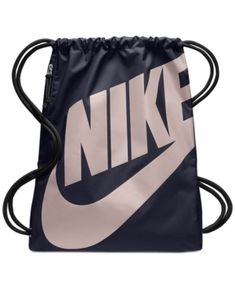 421a59e40f Nike Heritage Gym Sack   Reviews - Women s Brands - Women - Macy s