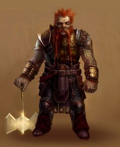 Oghren - Pictures & Characters Art - Dragon Age: Origins