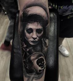Ink Master, Diy Tattoo, First Tattoo, Tattoo Models, Inked Girls, Tattoo Images, Tattoo Drawings, Sleeve Tattoos, Tattoo Artists
