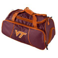 Virginia Tech Hokies NCAA Athletic Duffel Bag