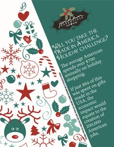 Will you make the challenge this holiday season?  You can contact me or place your order here www.myjestore.com/lovealittle
