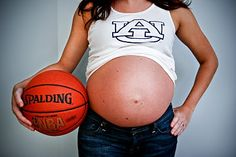 a dad who loves basketball.