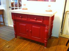 Kitchen island!!!!