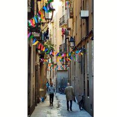 Carrer d'en Roca #barcelona #gotic #barri #barcelonaigers