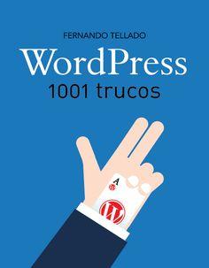 WordPress. Diseño de cubierta Celia Antón Santos