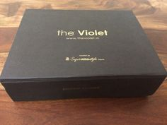 The Violet Subscription Box India Review !!!!!!!!!!!!!!!!!