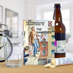 Personalised Ladybird Book of The Hangover Sometimes when we drink too much, we get a hangover and this book will try to help you with that! Written in the style of the childrens books we all loved, this delightful little book has a wicked sen http://www.MightGet.com/january-2017-13/personalised-ladybird-book-of-the-hangover.asp