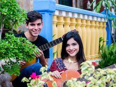 Corazones de Ganiel unidos por la música y el instagram