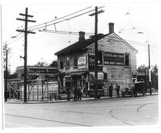 St. Clair and Yonge. SW corner. Date unknown. 1918?.
