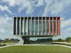 Harvey Pediatric Clinic / Marlon Blackwell Architect