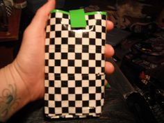 duct tape cell phone case
