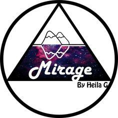Mirage by Heila G / Etsy shop Visit https://www.etsy.com/shop/MirageByHeilaG :D