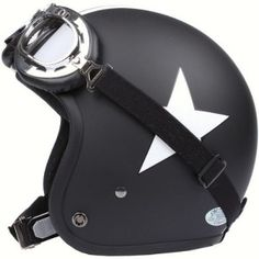 Vintage Motorcycle Helmets - Badass Helmet Store