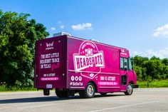 Headshots Yall Mobile Photography Studio built by Cruising Kitchens the largest mobile business manufacturer in the world! Food Truck - Mobile Business - Build a Food Truck #FoodTruck #mobilebusiness #buildafoodtruck #iwantafoodtruck
