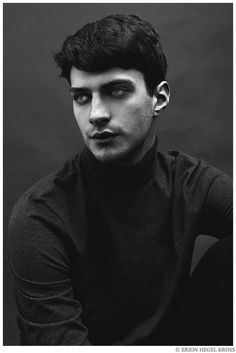 British model Matthew Bell for GQ China | Photographed by Erion Hegel Kross ❤️ January 4, 2015