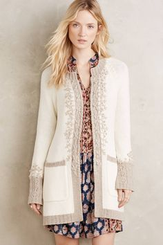 Kaolin Wrap Cardigan - anthropologie.com