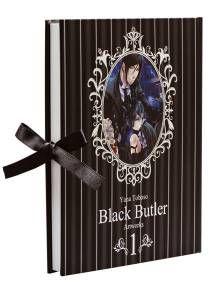 BLACK BUTLER ARTBOOK 1