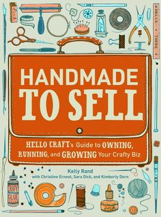 From setting up a booth at a craft fair to taking the perfect product shot and launching an online storefront, a guide that transports readers through the ins and outs of starting, running, and maintaining a thriving craft business.