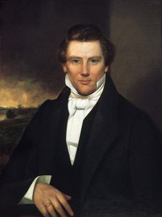 From LDS Living, very interesting little-known facts about the Prophet Joseph Smith. 15 Fascinating Facts About Joseph Smith ADAP. Book Of Mormon, Ex Mormon, Mormon Leader, Mormon Quotes, Joseph Smith, Christopher Hitchens, Latter Days, Latter Day Saints, Founding Fathers