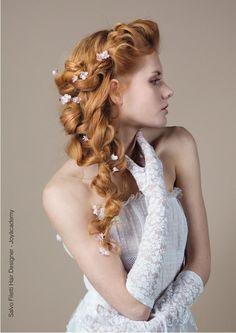 Hair: Salvo Filetti @JoyÀcademy