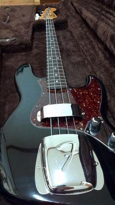 Fender American Vintage '62 Jazz Bass Reissue | 17.5jt