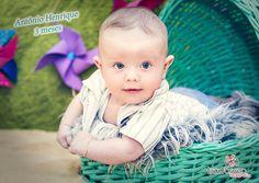 Lindoo demais Antônio Henrique!!! #lindo #babyboy #bookmenino #photo #photography #bebe #infantil #luanafoggiattofotografia