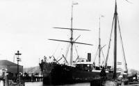 28 mei 1899  Het vrachtschip ss 'Prins Maurits'   http://koopvaardij.blogspot.nl/2015/05/28-mei-1899.html