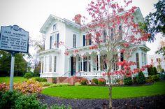 Merrimon-Wynne House - Raleigh NC Wedding Venues - Historic Homes