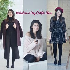 Valentine's Day Outfit Ideas  Valentine's Day Outfit Ideas