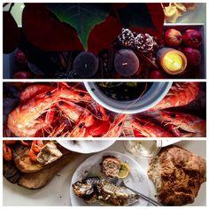 Kosilo na prvo adventno nedeljo v znamenju morskih sadežev / Lunch on the first Sunday of Advent marked seafood