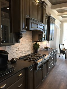 3 Pillar Homes | Jerome Village Model | Central Ohio #kitchen #custom