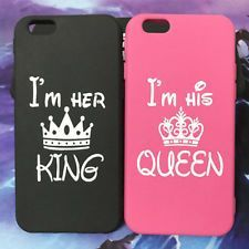 8d67c457ab Romantic I Love My Crazy Girlfriend Boyfriend Hard Phone Case for iPhone  Cover - - #giftforboyfriend