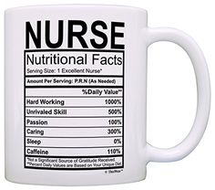 I LOVE this Nurse Mug.  This would be so perfect for a nurse graduation or nurse Christmas gift. Nurse Gifts  #amazonaffiliate