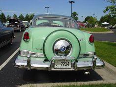 '54 Continental Kit
