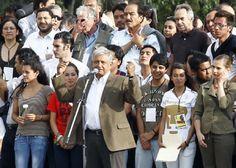 Promete López Obrador incorporar a jóvenes al trabajo y la educación   Info7   Nacional