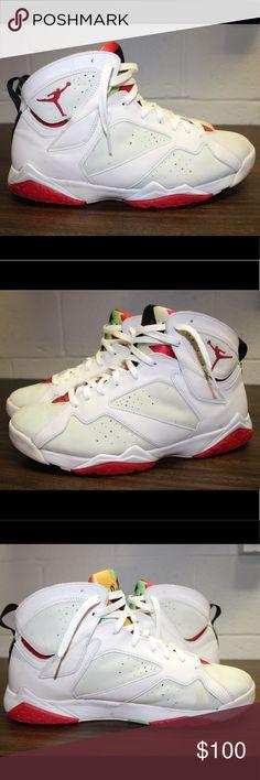 f3587c60834 Nike Air Jordan 7 Retro Hare SpaceJam Sneakers Air Jordan 7 Retro  Hare