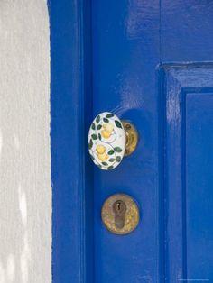 garage door knob idea customize to your hobbies- designs