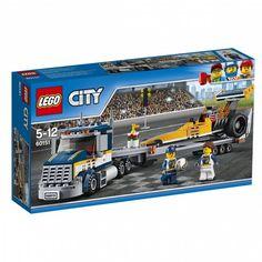 #Lego #LEGO® #60151 LEGO City Dragster-Transporter Gebäudeset Alter: 5-12, Teile: 333LEGO ® City Dragster-Transporter 60151. Hier klicken, um weiterzulesen. Ihr Onlineshop in #Zürich #Bern #Basel #Genf #St.Gallen