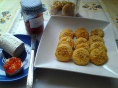 Galletas de Queso. Receta (recipe, recipe), comida (food, food)